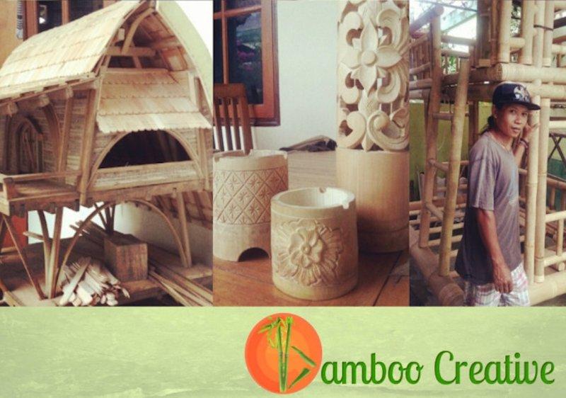 Bamboo Tiny House Project and Bottle Bricks Bali Project, location de vacances à Kerobokan