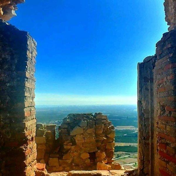 Römische Ruinen Sagunto