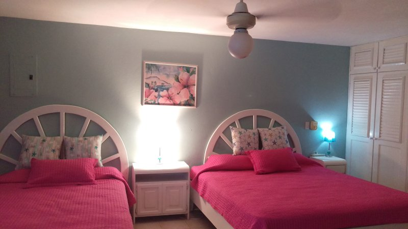 2 big beds condo, center of town, vacation rental in Sosua