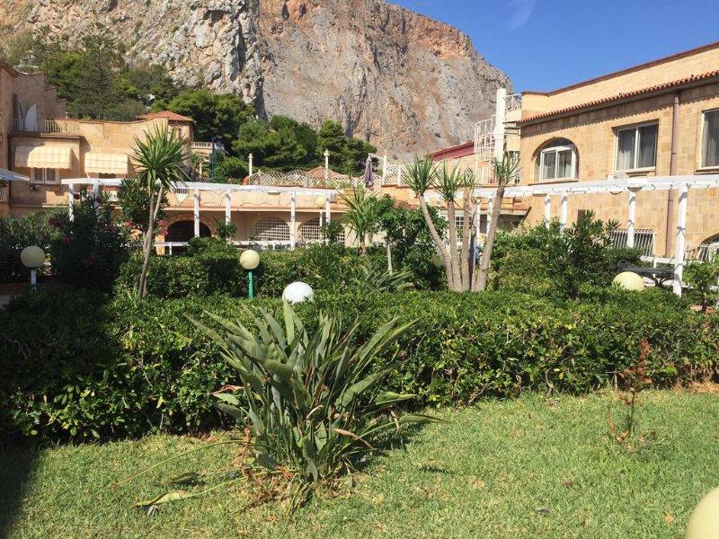 jardins et espace détente