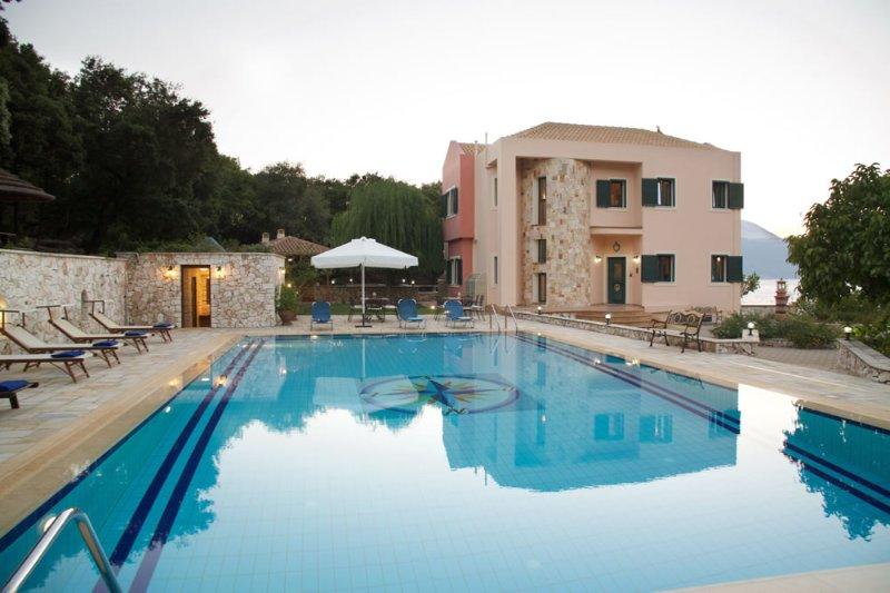 Ionian Queen Villa, aluguéis de temporada em Sami