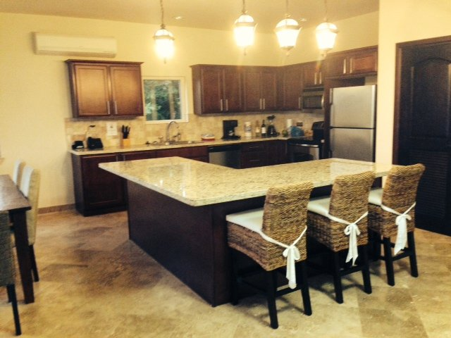 Kitchen- all granite counter tops