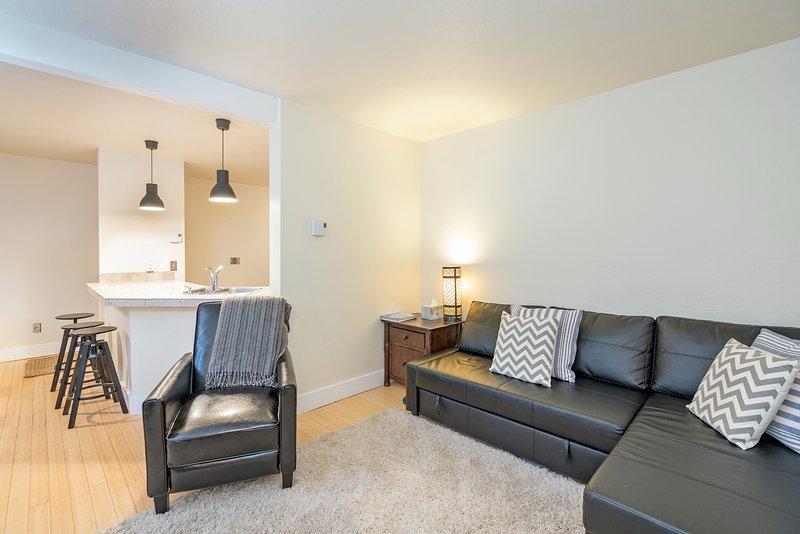 Fino 4A - dies ist eine erschwingliche Ferienwohnung Eigentumswohnung direkt am Main St in Telluride, Colorado.