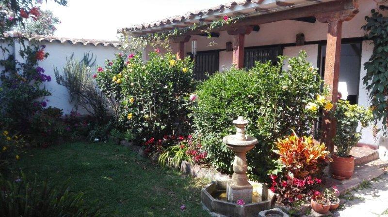 LA GAITANA, holiday rental in Villa de Leyva