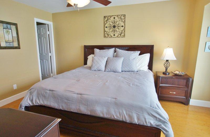 Camera da letto principale - letto matrimoniale