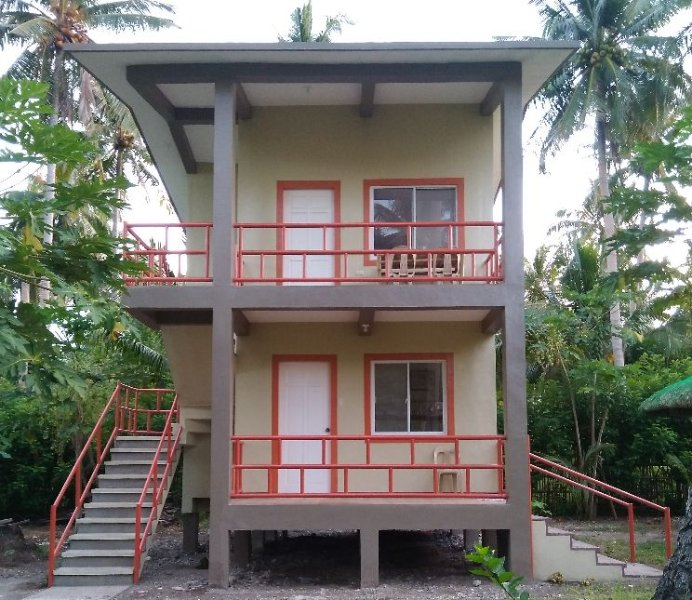 Suki Beach Resort - Air-Conditioned Lodging 'D', vacation rental in Bicol Region