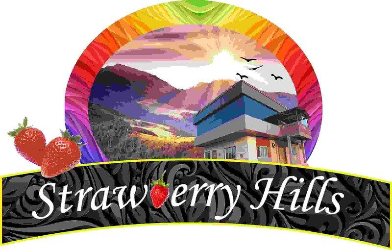 LOGO de la estación de Strawberry Hills