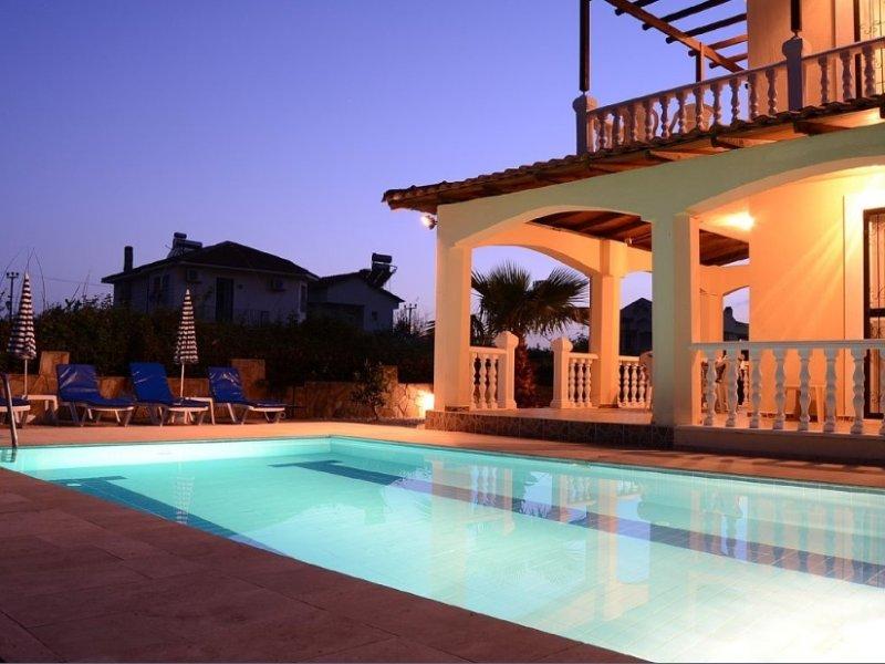 Private 3 Bedroom Villa Private Pool Free Internet, SKY, Free 1 Way Transfer, holiday rental in Yaniklar