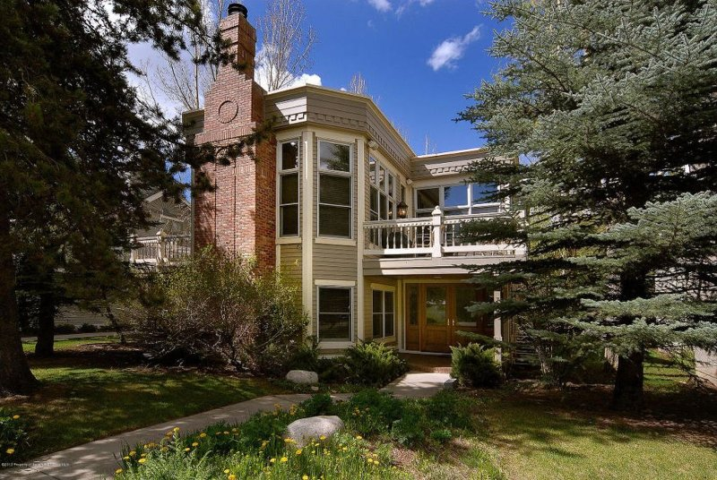 Historic Aspen West End Home with True Aspen Charm (203146) Chalet in Aspen