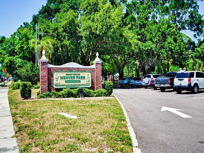 Weaver Park op loopafstand
