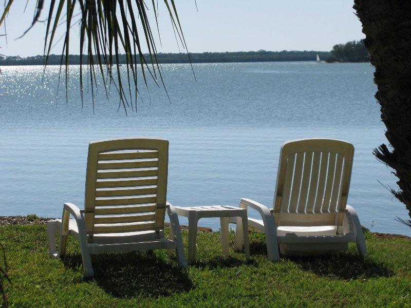 Ontspan onder de zon van Florida