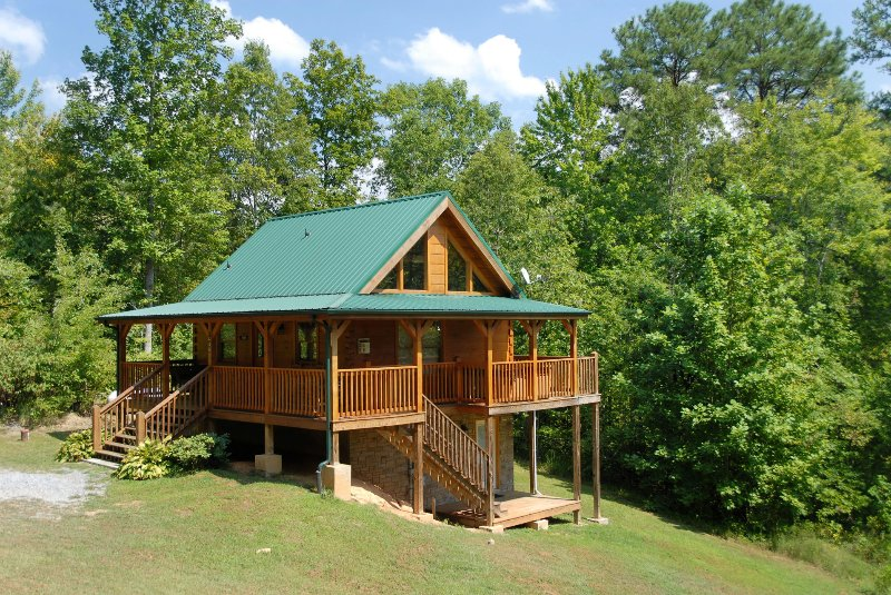 Mountain Lake Hideaway, location de vacances à Gatlinburg