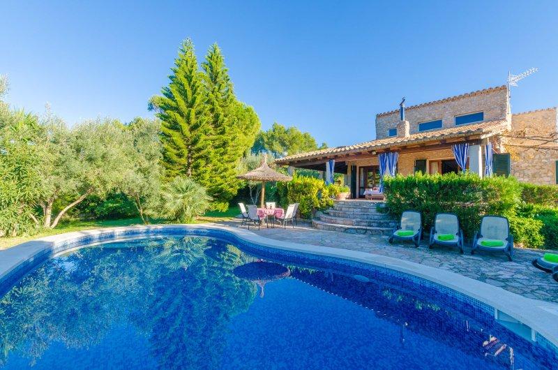 CAN REURE (CAN PARIS) - Villa for 6 people in Inca, alquiler vacacional en Inca