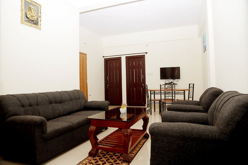 Holidayincoorg Silver nest, holiday rental in Coorg