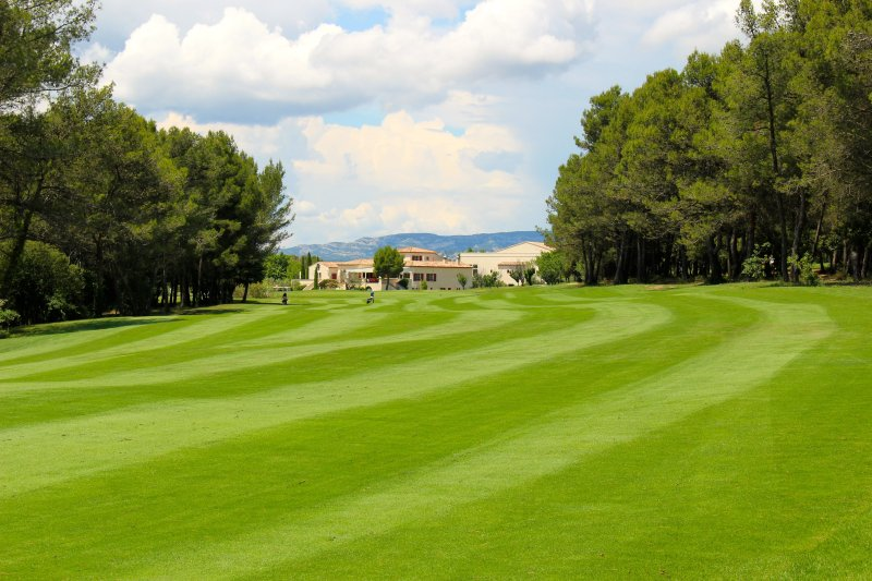 Pont Royal Golf Course - excellent course for all levels of player