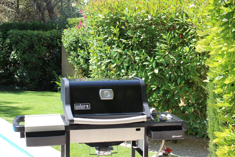 High quality gas BBQ