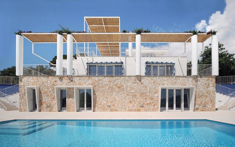 Villa Capri Experience, location de vacances à Itri