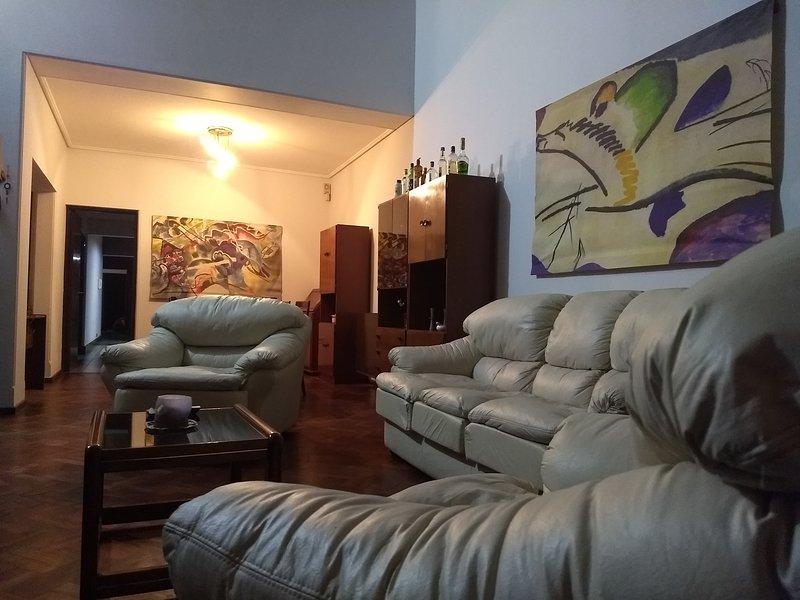 La Posada de LeLe Habitacion x3 c/ baño privado, alquiler de vacaciones en Potrero de los Funes