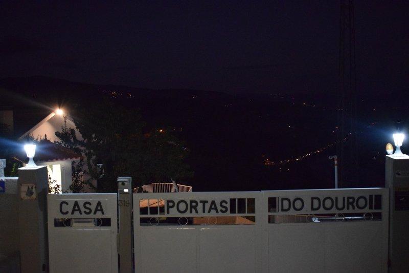 Das Haus Tore von Douro in Harmonie mit dem Rest