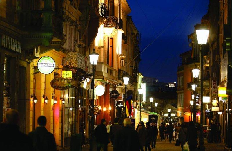 Smârdan strada Old City