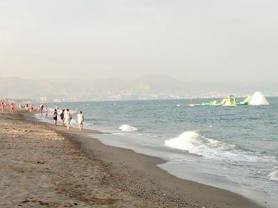 Alojamiento en segunda linea de playa, vacation rental in Torremolinos