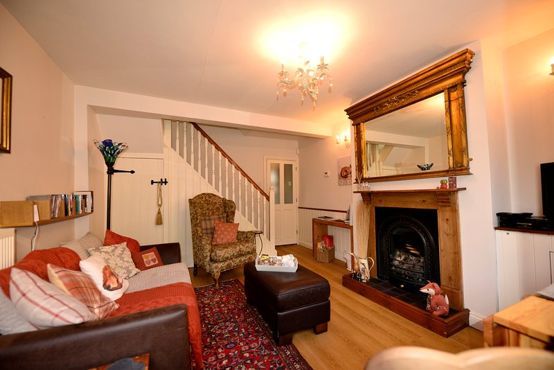 Victoria Cottage, Beautifully Renovated, World Heritage Ironbridge, Shropshire, holiday rental in Telford
