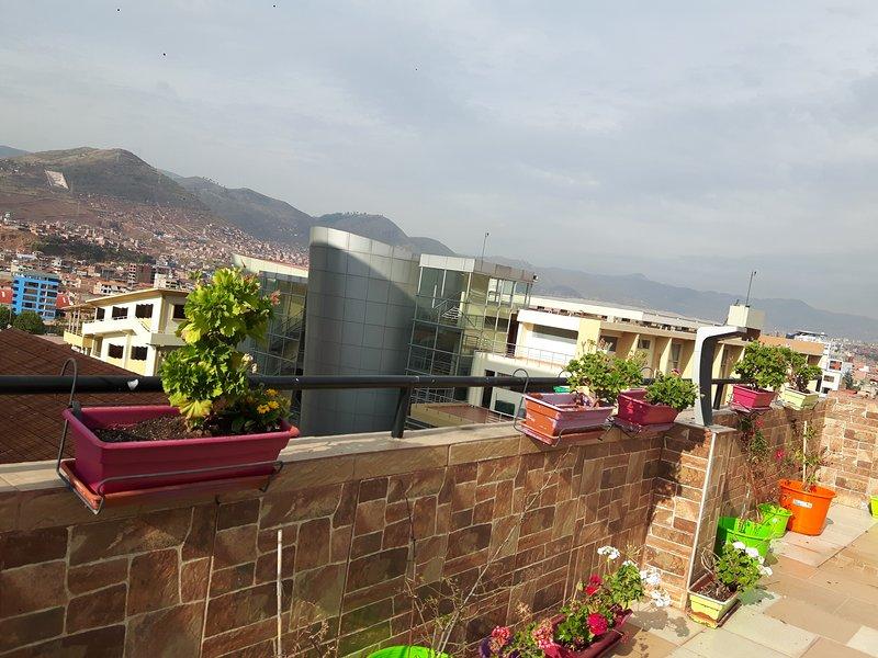 APARTMENT IN CUSCO PERU 2, holiday rental in Huarcapay