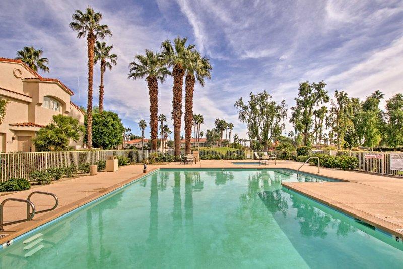 El sol y la relajación le esperan en este condominio de alquiler de vacaciones!