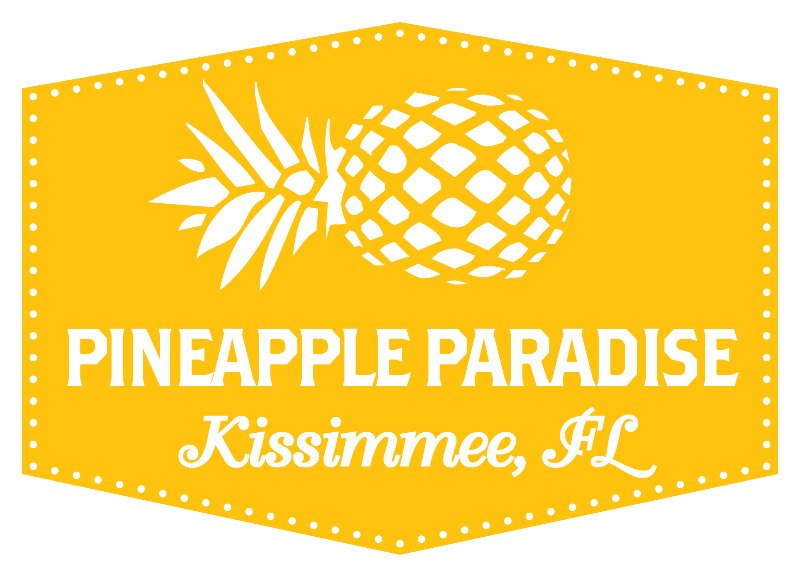logotipo de la piña Paraíso