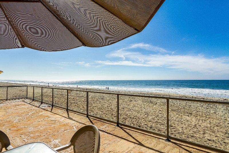 Balcony on the Sand
