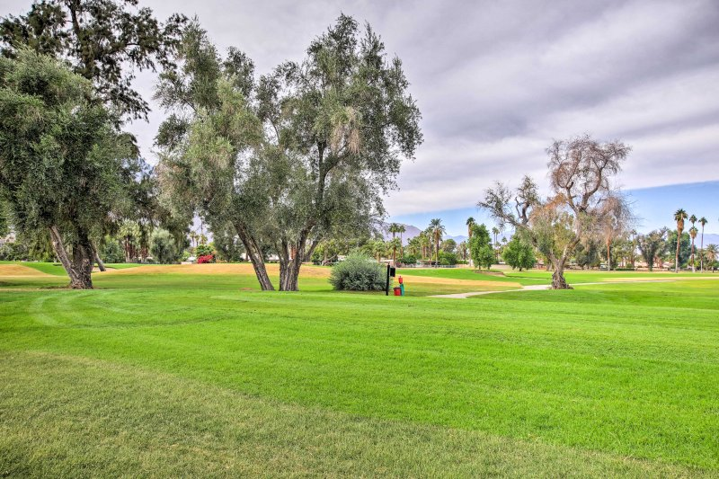Golfers love the proximity of this condo to the local courses!