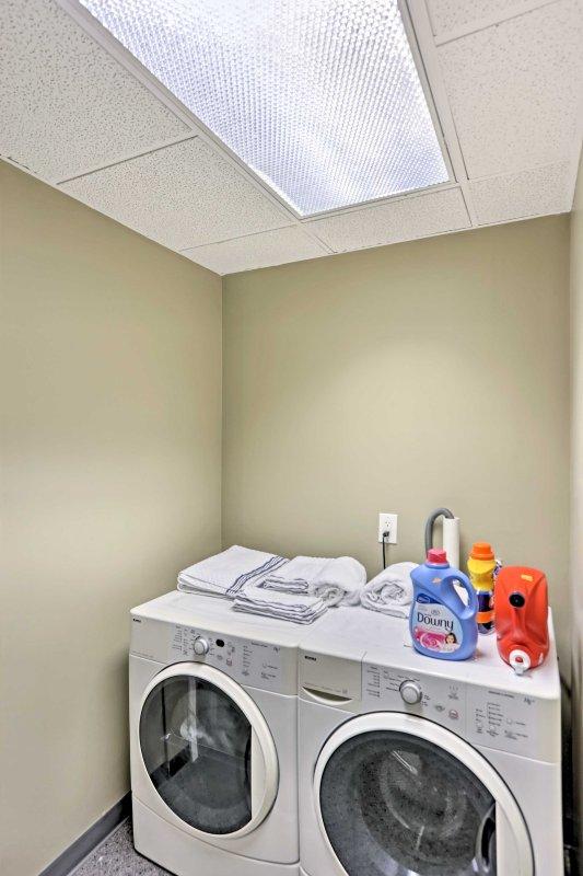 Mantenete il vostro guardaroba fresco nella lavanderia!