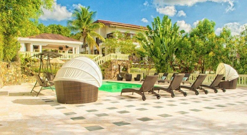 Santo Domingo Luxury Villa ✔️, holiday rental in Pedro Brand