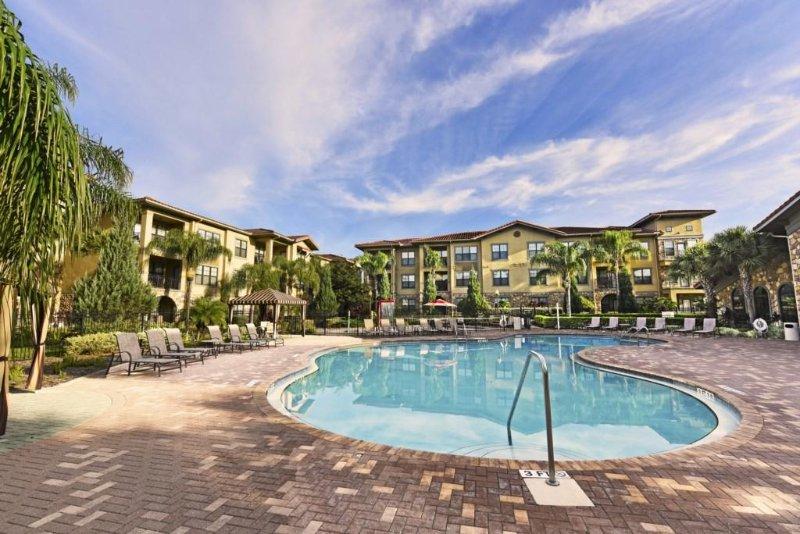 Les piscines du Bella Piazza Resort