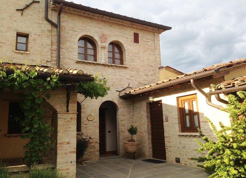Appartamento Venus 45 persone, Ferienwohnung in Pistrino