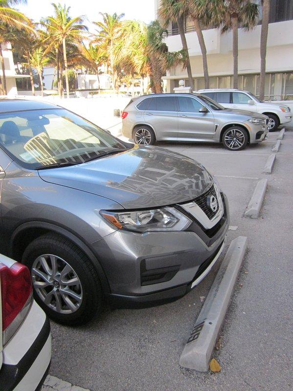 parcheggio assegnato Secured.