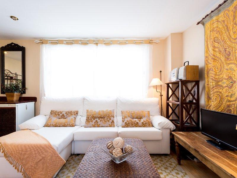 [762] Cozy and warm apartment with terrace, vacation rental in Valencina de la Concepcion