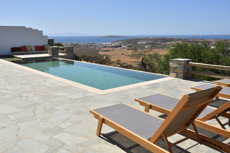 Villas, cada una con piscina privada