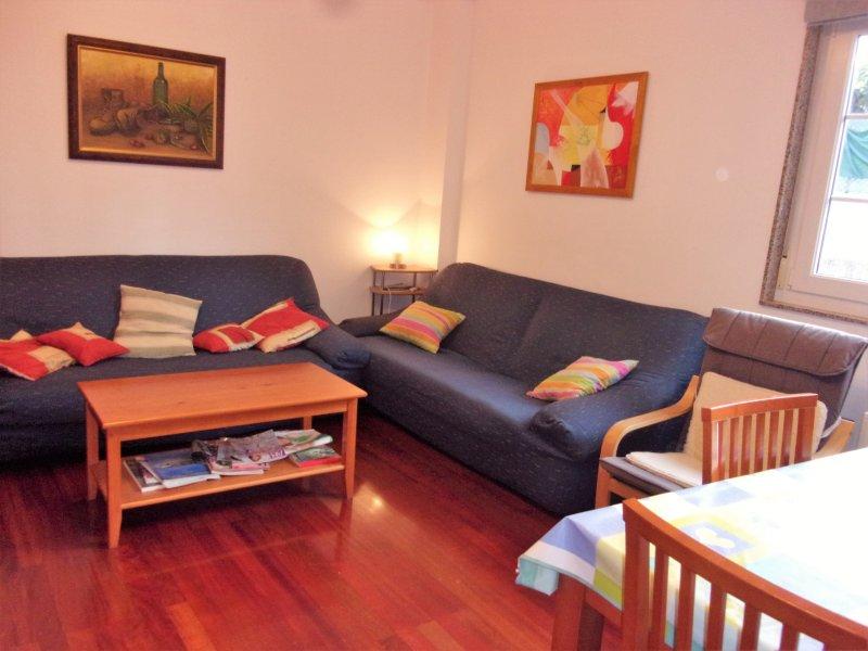 Magnifique et economique appartement au Nord-ouest de Lespagne, a Ribeira, holiday rental in Ribeira