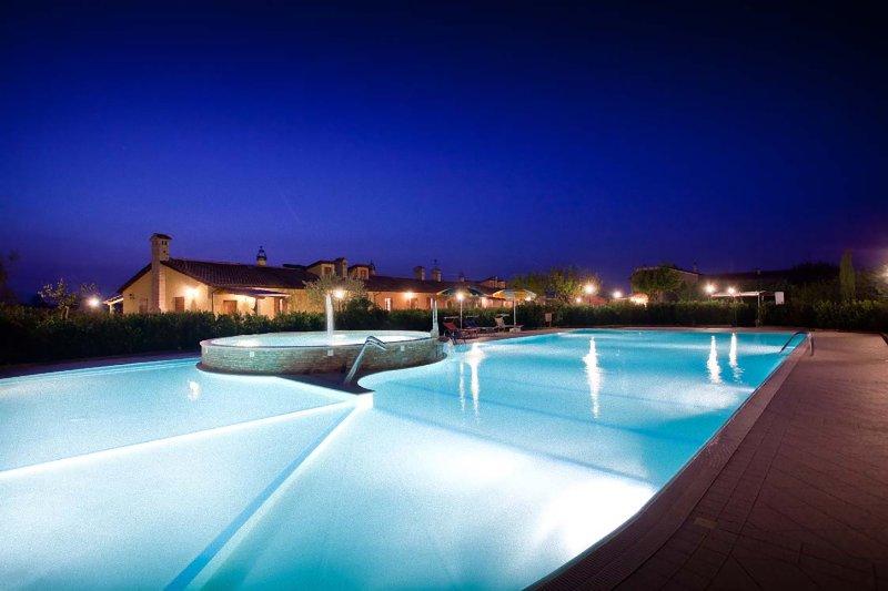 Ginestra appartamento 30 mq, location de vacances à Montemaggiore al Metauro