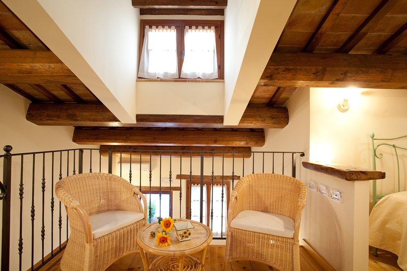 Gelsomino 80 mq con 3 camere da letto, location de vacances à Montemaggiore al Metauro
