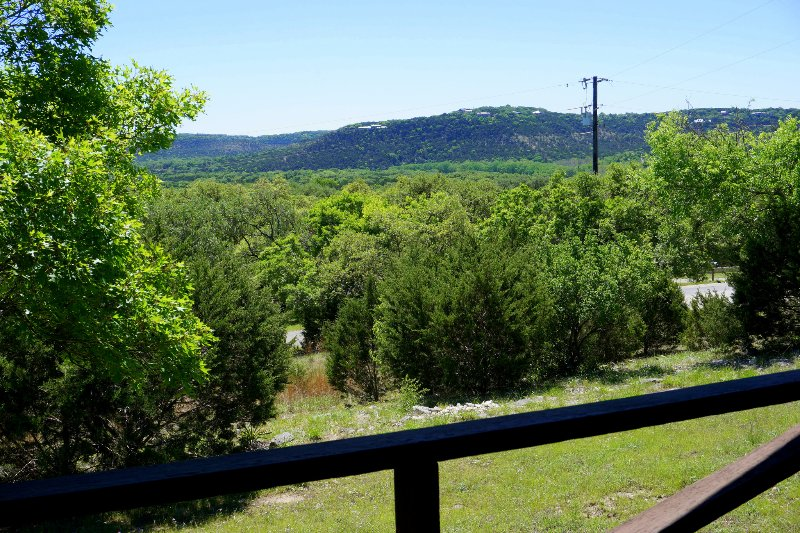 Deja View Log Cabin, holiday rental in Wimberley
