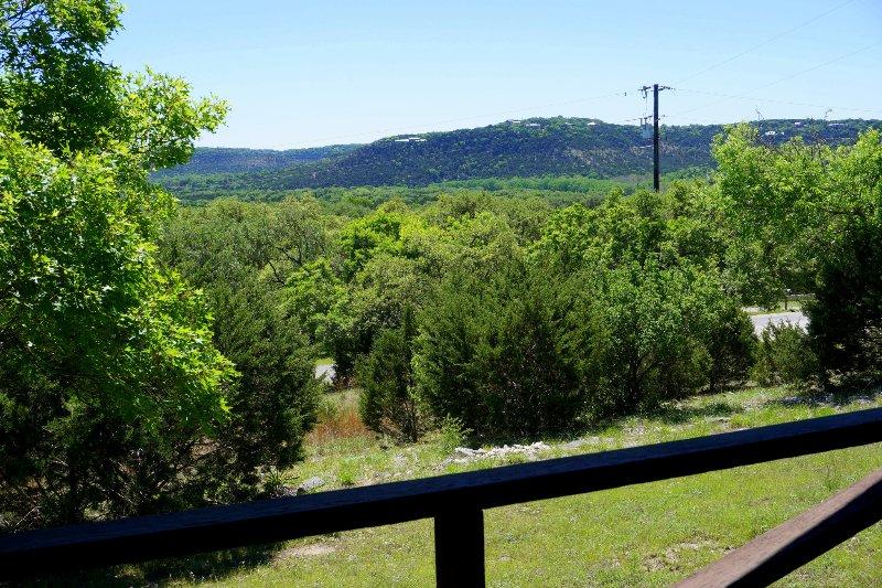Deja View Log Cabin, alquiler vacacional en Wimberley