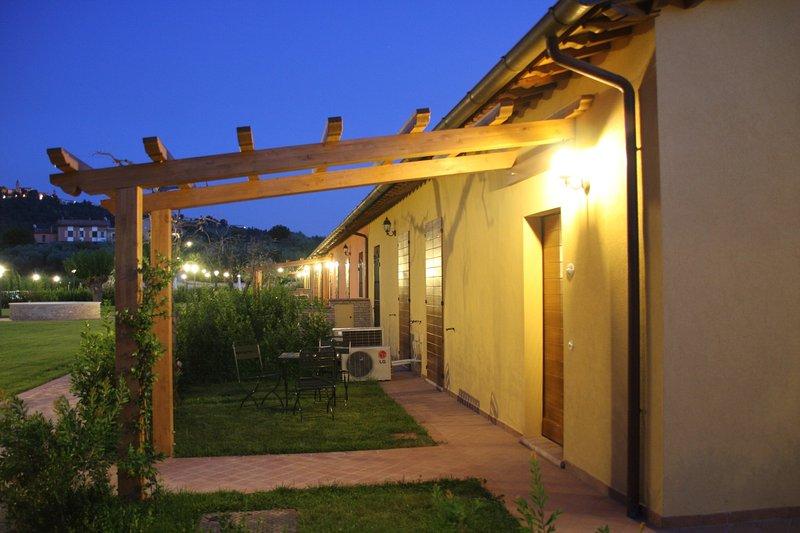 Primula appartamento 30 mq, location de vacances à Montemaggiore al Metauro