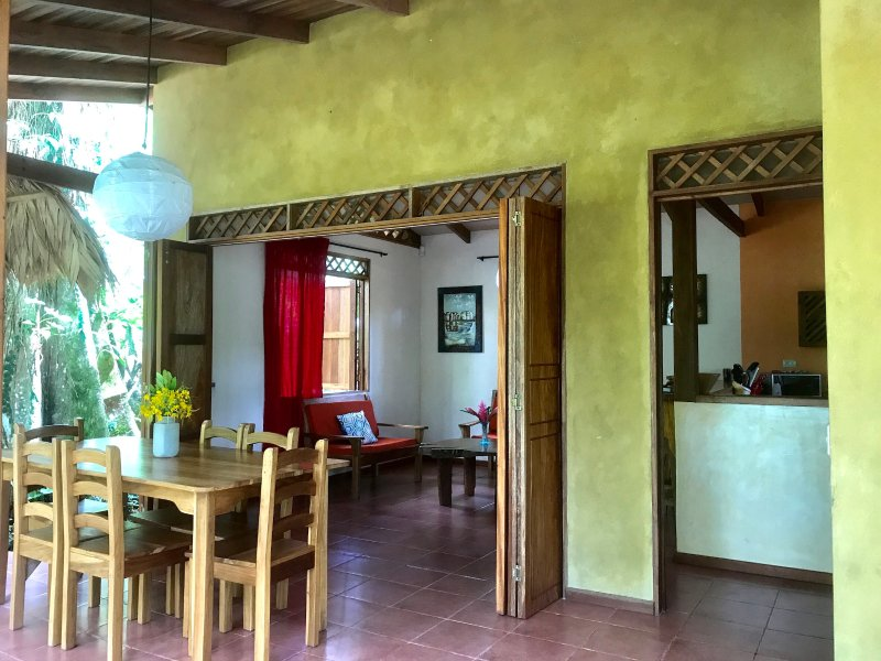 Jungle family house, holiday rental in Cahuita