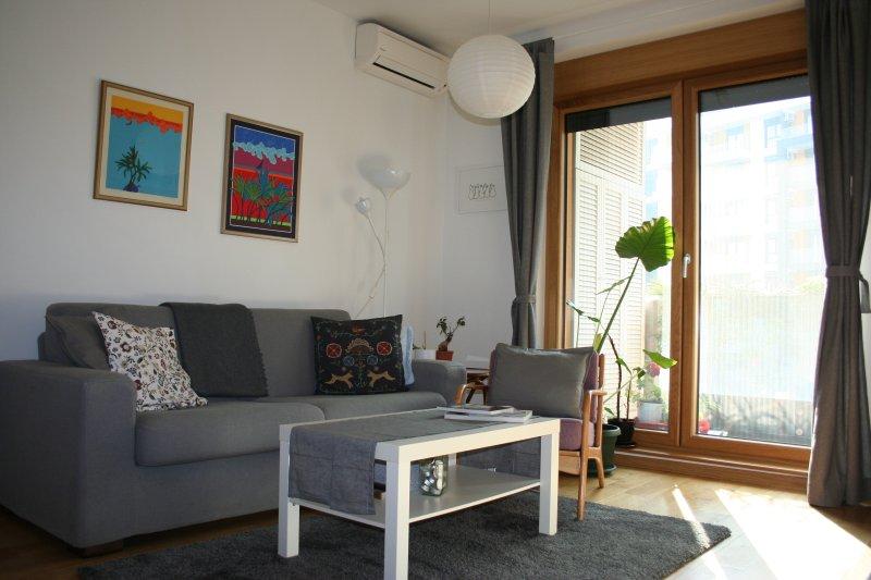Safe&Sound Belgrade downtown plus privet play-yard, holiday rental in Pancevo
