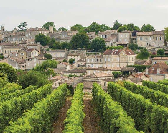 St Emilion, ville viticole de renommée mondiale