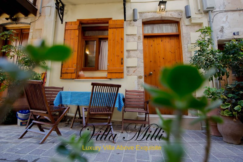VILLA MILLI, vacation rental in Chania Town