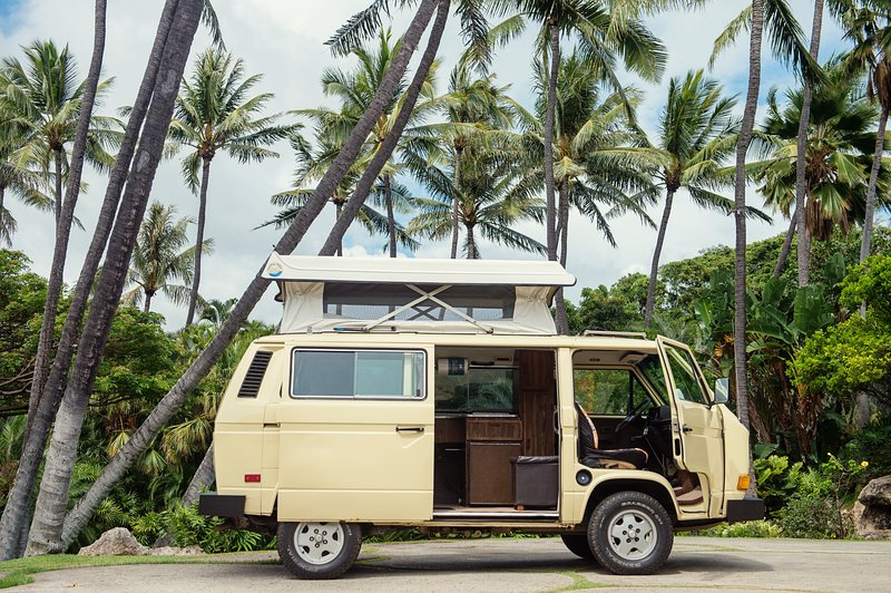 3d58cfc39b See Hawaii your way in a Classic VW pop top Camper Van UPDATED 2019 ...