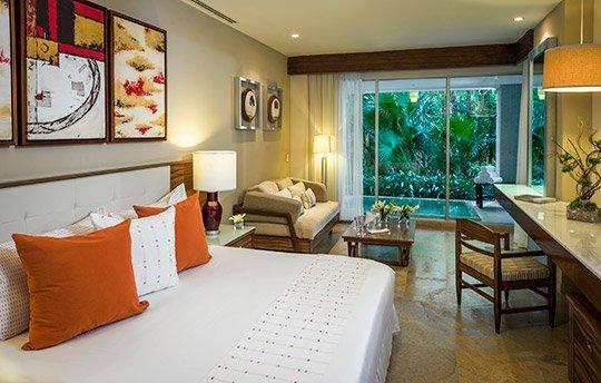 Grand Bliss Resort - Playa Del Carmen MX - Luxury Studio - Dec 8th to 15th 2017, holiday rental in Playa Maroma